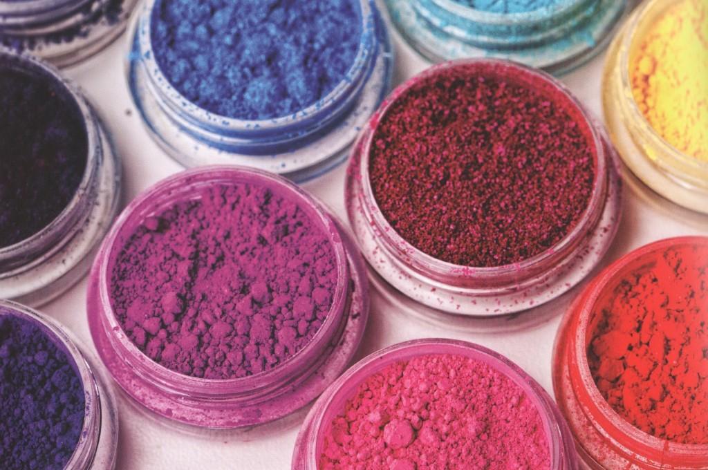Полиэфирные порошковые краски