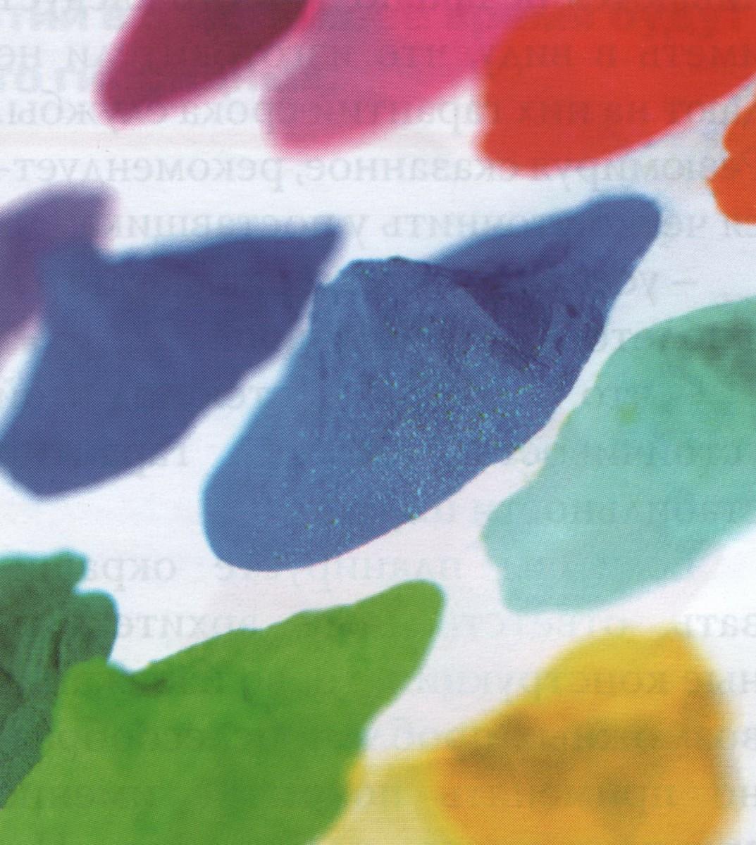 Основные виды порошковых красок